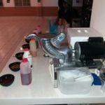 Trituradora de hielo, maquina para raspados en mercado libre